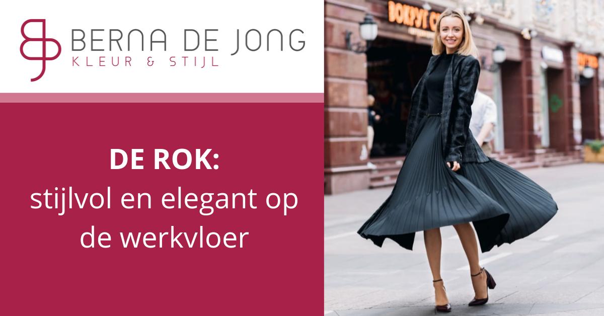 de rok, stijlvol en elegant