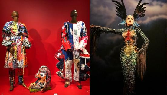 Mode-tentoonstellingen 2020